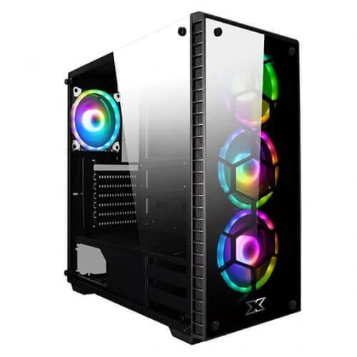 Case XigMaTek VENOM, case gaming giá rẻ
