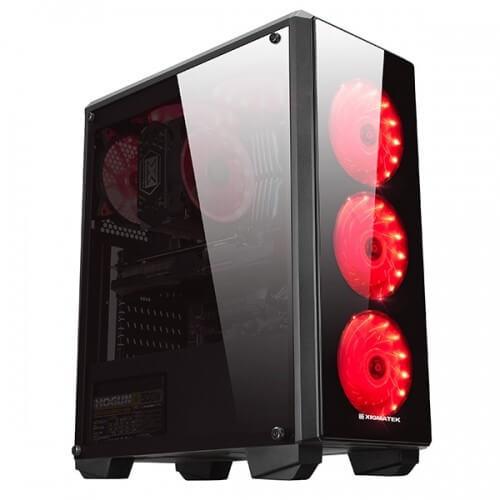 Case AZGAMER Xigmatek Sirocon III Ryzen 2600 + 1660 6GB MSI Venus