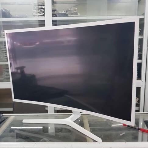 Màn hình Samsung 32inch cong C32F395FW, BH 6 tháng