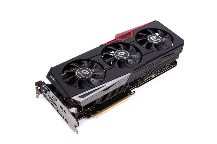 VGA COLORFUL GeForce RTX 2070 8G  SUPER (  3fan)