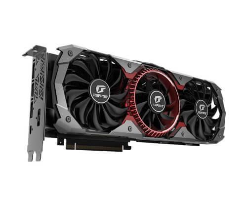VGA COLORFUL IGAME GeForce RTX 2080 ADVANCED OC RGB CHÍNH HÃNG