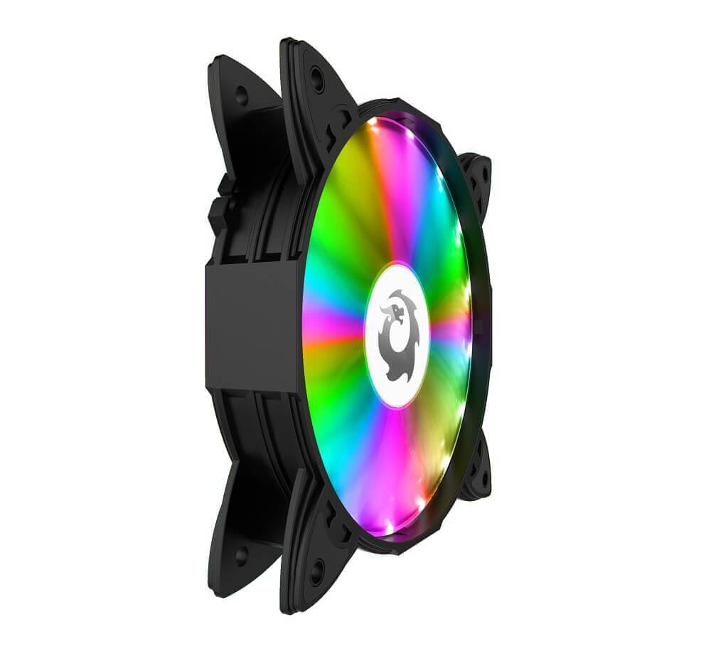 Fan tản nhiệt FORGAME AMBER MULTICOLOR