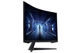 Màn Hình Cong Samsung Odyssey G5 LC27G55TQWEXXV 2K-144Hz (27 inch, 2560 x 1440, 144Hz, VA, Cong 1000R, 1ms)