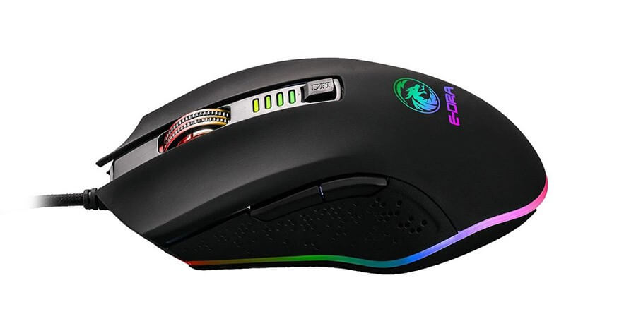 Chuột gaming E-Dra EMS610BK